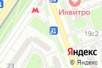 Схема проезда до компании Небесные фонарики в Котельниках