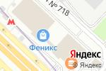 Схема проезда до компании Твой персональный агент в Москве