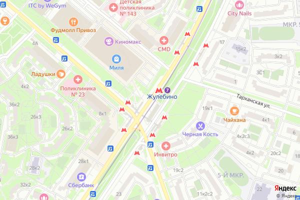 Ремонт телевизоров Улица Генерала Кузнецова на яндекс карте