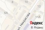 Схема проезда до компании Наша Почта в Ясиноватой
