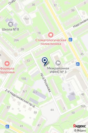 ХИМЧИСТКА БЕЛИЗНА на карте Пушкино