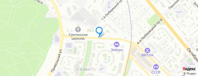 Саранская улица