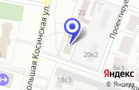 Схема проезда до компании РДС ДЕЗ КОСИНО-УХТОМСКИЙ в Москве