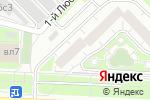 Схема проезда до компании Лествица в Москве