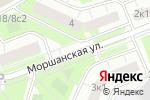 Схема проезда до компании Киоск по ремонту обуви в Котельниках