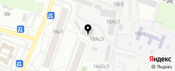 Транспортный Центр на карте Москвы