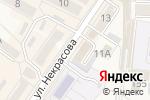 Схема проезда до компании Магазин памятников в Ясиноватой