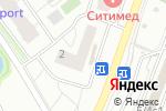 Схема проезда до компании Золушка в Котельниках
