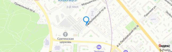 проезд Люберецкий 1-й