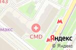 Схема проезда до компании КБ Транспортный в Котельниках