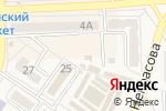 Схема проезда до компании Шкафы-купе+, мебельный салон, СПД Бутко В.С. в Ясиноватой