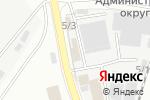 Схема проезда до компании URBAN в Котельниках