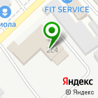 Местоположение компании Прайд-Авто