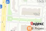 Схема проезда до компании Магазин цветов и воздушных шаров в Москве