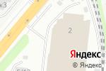 Схема проезда до компании Феникс в Котельниках
