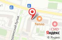 Схема проезда до компании Десерт в Дзержинском
