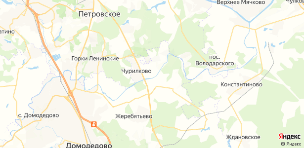 Шестово на карте
