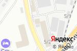 Схема проезда до компании ФКД в Котельниках