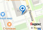 Нотариус Резникова С.Л. на карте