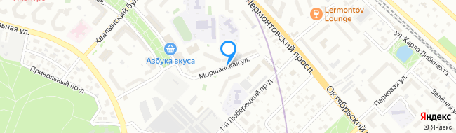Моршанская улица
