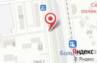 Схема проезда до компании Korolev-IT в Юбилейном