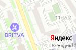 Схема проезда до компании ТЛС Групп в Москве