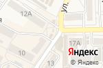 Схема проезда до компании Магазин фастфудной продукции в Ясиноватой