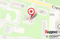 Схема проезда до компании Сторосс в Правдинском