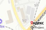 Схема проезда до компании КИВИ КОЛОР в Котельниках