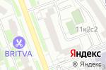 Схема проезда до компании МАСТЕРА НА ВСЕ РУКИ в Москве