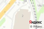 Схема проезда до компании ПрофитМед в Котельниках