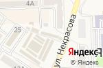 Схема проезда до компании Мойдодыр в Ясиноватой