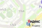 Схема проезда до компании Зоомагазин в Москве