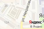 Схема проезда до компании НикАнн, магазин в Ясиноватой