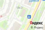 Схема проезда до компании x86.ru в Котельниках