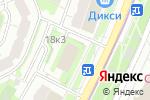 Схема проезда до компании Сваи-мск в Котельниках