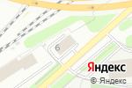 Схема проезда до компании ФЛОРИДИУМ РУ в Котельниках