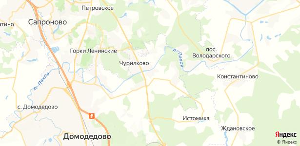 Колычево на карте