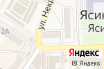 Схема проезда до компании Магазин свежего мяса в Ясиноватой