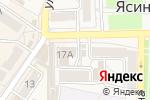 Схема проезда до компании Бутерброд в Ясиноватой