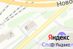 Схема проезда до компании Страховой и Технический Сервис в Котельниках