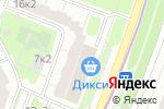 Схема проезда до компании Арпина в Котельниках