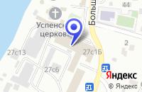 Схема проезда до компании ТФ ДРАЙВ-ТЕХНО в Москве