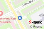 Схема проезда до компании Киоск по ремонту обуви в Пушкино