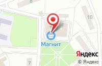 Схема проезда до компании Окна Veka в Дзержинском