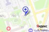 Схема проезда до компании ЗООМАГАЗИН ХЛОДЕЕВ Д.Е. в Москве