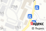 Схема проезда до компании Промпласт в Москве