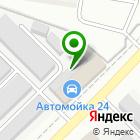 Местоположение компании Кудринский