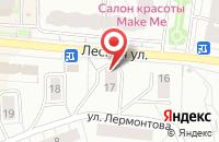 Схема проезда до компании Стиль в Дзержинском