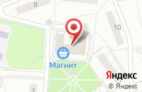 Схема проезда до компании Dance Time в Дзержинском
